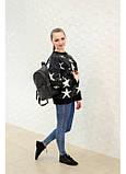 Женский рюкзак Sambag Dali LHe черный, фото 7