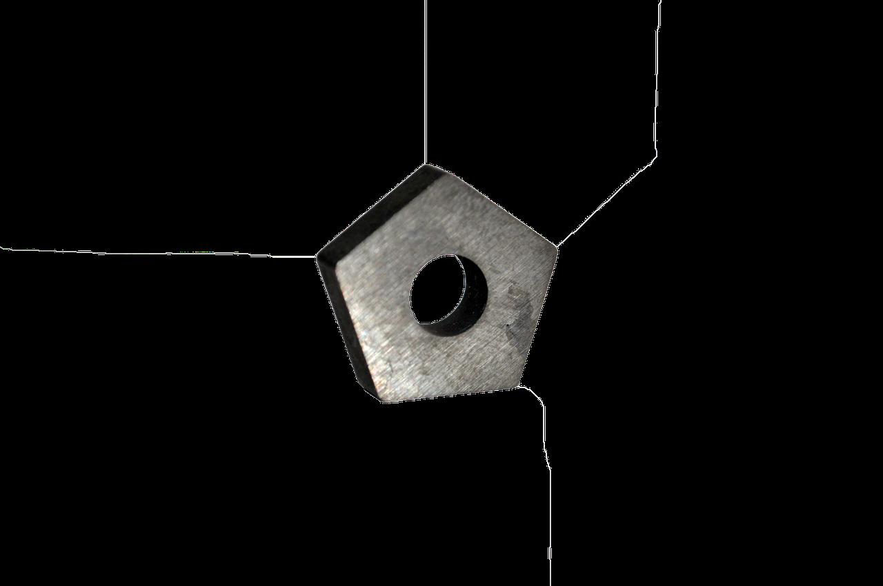 Пластина твердосплавная пятигранная 10113-110408 PNUA-110408 ВК8