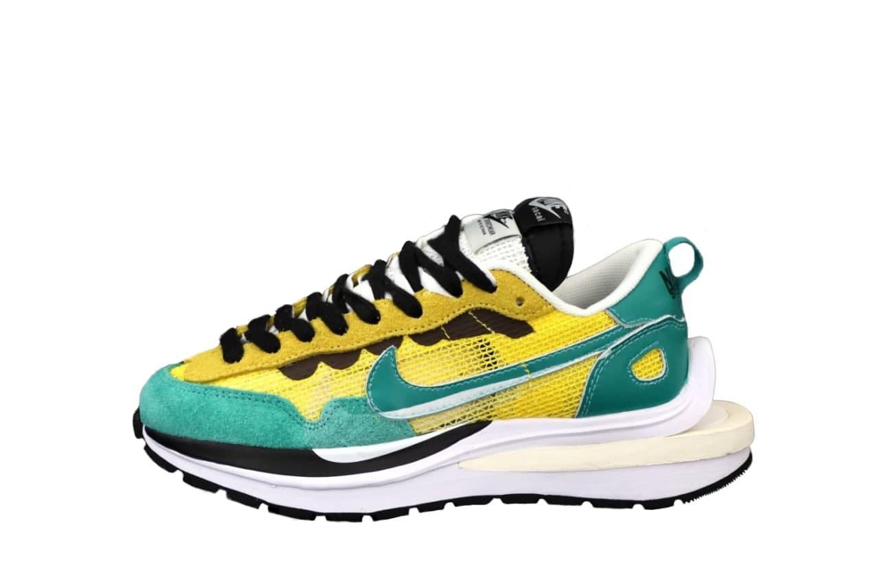 Чоловічі кросівки Nike Blazer Mid Rebel Black/White