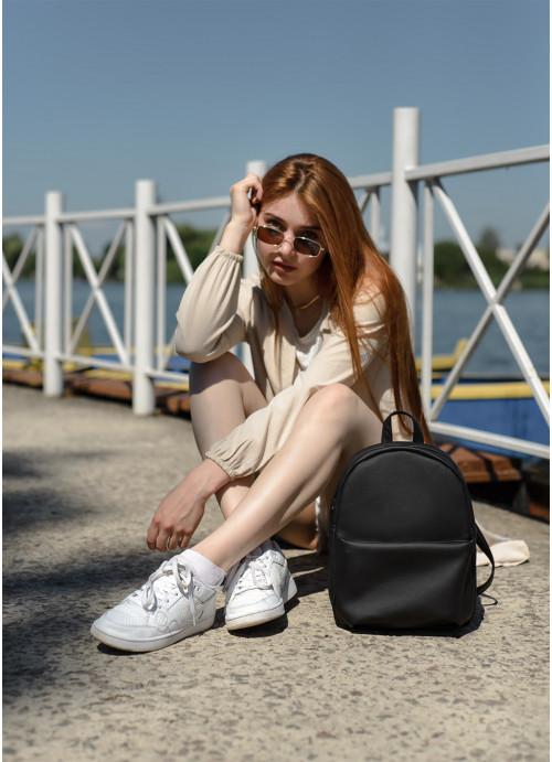 Женский рюкзак Sambag Este MB черный