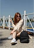 Женский рюкзак Sambag Este MB черный, фото 3