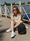 Женский рюкзак Sambag Este MB черный, фото 5