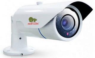 Видеокамера Partizan IPO-2SP POE v2.1