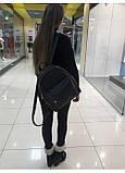 Рюкзак Sambag Talari LSH чорний, фото 4