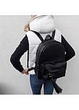 Рюкзак Sambag Talari LSH чорний, фото 5