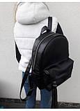 Рюкзак Sambag Talari LSH чорний, фото 7