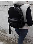 Рюкзак Sambag Talari LSH чорний, фото 8