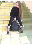 Рюкзак Sambag Talari LSH чорний, фото 10