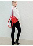 Рюкзак Sambag Liubava  miniSSP красный, фото 4