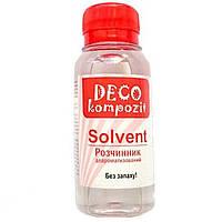 Растворитель Deco Kompozit 100 мл без запаха 744820