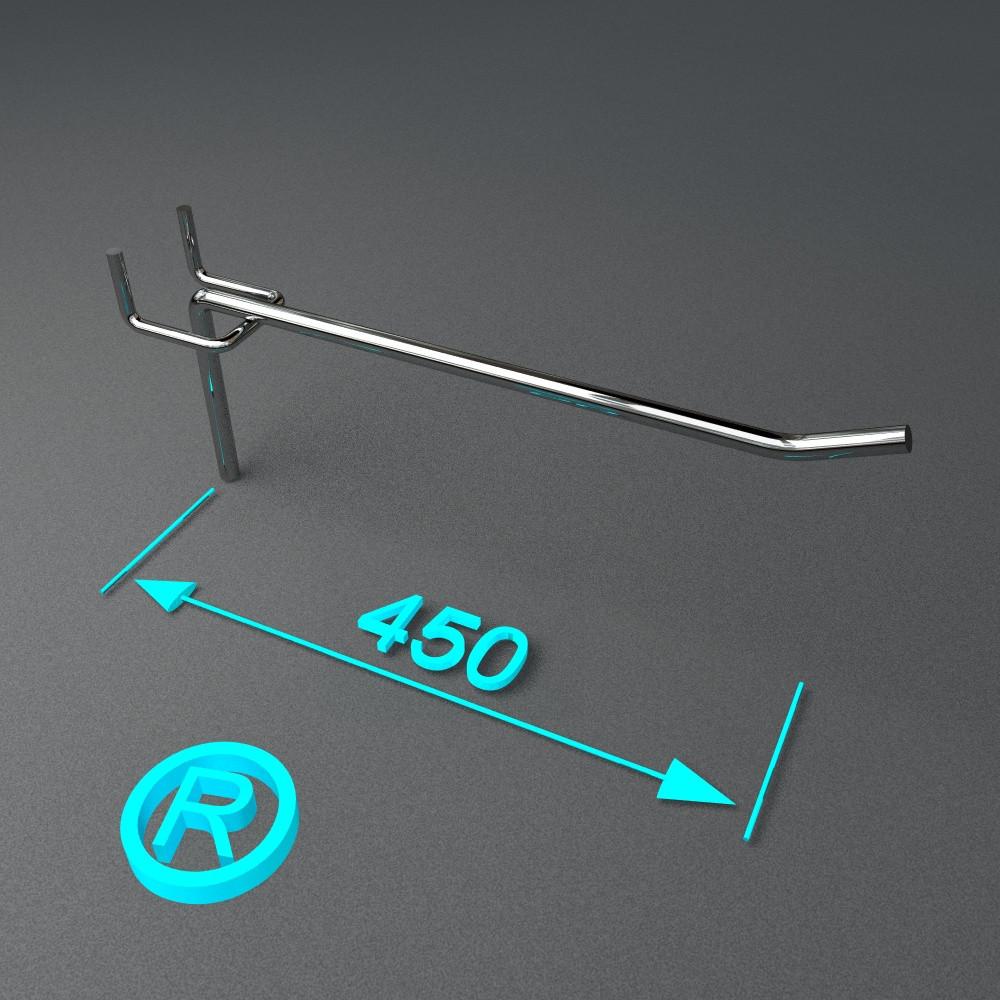 Крючок для перфорации 450 мм