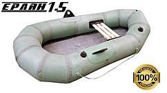 Надувний човен з посиленими швами Ерлан (БЦК)