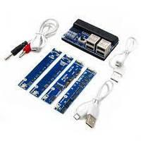 Набір плат активації і зарядки акумуляторів Sunshine SS-909 з цифровою індикацією (iP 4G-11 Pro Max, iPad,