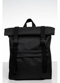 Рюкзак RollTop 0SHt черный