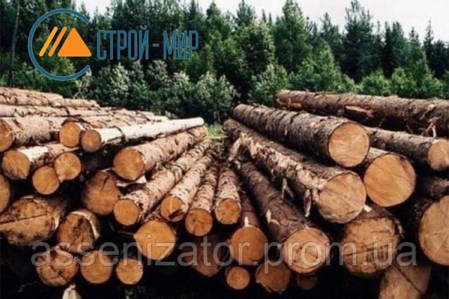 Введен мораторий на экспорт украинской древесины.