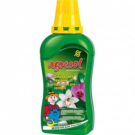 Добриво для орхідей Agrecol NPK(5-5-5) 0,35 l, Agrecol, фото 2