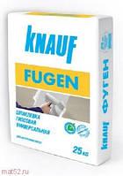 Шпаклевка Knauf Fugenfuller 25 кг. ( Фюгенфюллер )