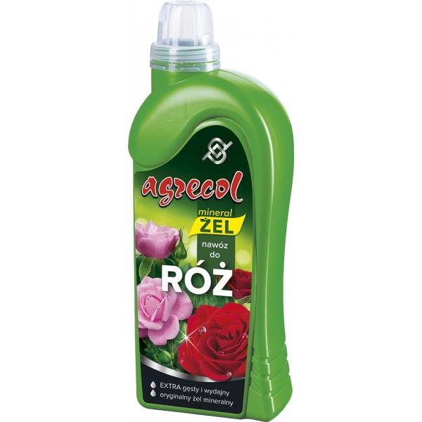 Добриво для троянд NPK(7-4-7) 1 l, Agrecol