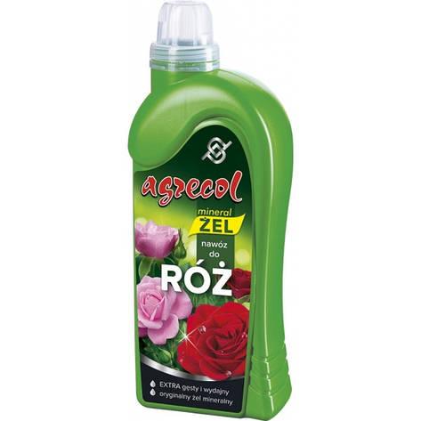 Добриво для троянд NPK(7-4-7) 1 l, Agrecol, фото 2