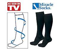 Лечебные носки с массажным эффектом Miracle Socks, фото 1