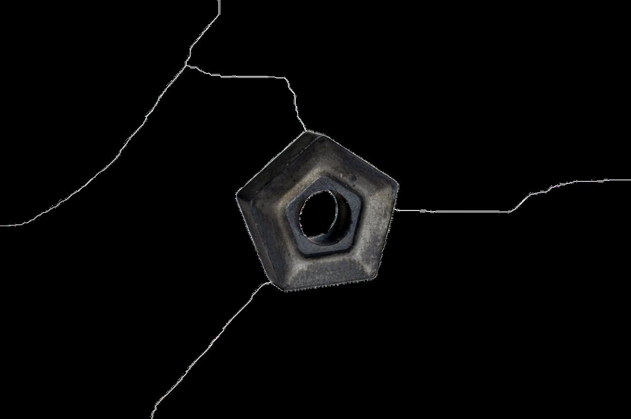 Пластина твердосплавная пятигранная 10114-110408 PNUA-110408 Т5К10