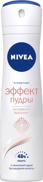 Дезодорант NIVEA spray Ефект пудри 150 мл
