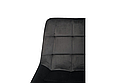 Стілець N-45 сірий вельвет, фото 6