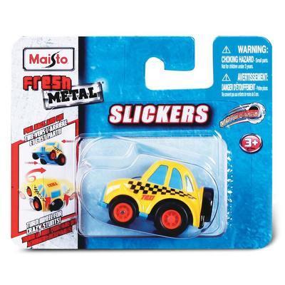 """Іграшкова Машинка """"Slickers"""", інерційна, в асс. 15023"""