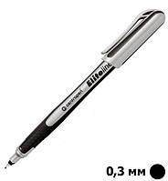 Линер Elite F черный, 0.3 мм. Centropen 4721