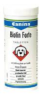 Canina (Канина) Витамины для собак интенсивный курс для шерсти Biotin Forte 100гр 30таб