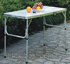 Раскладной стол РС1812-3 (120х60х35/70 см.)