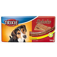 Trixie (Трикси) Шоколад для собак Schoko 100гр
