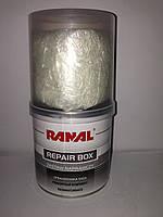 RANAL ремонтный комплект ( ремкомплект бамперов ) полиэфирная смола+стеклоткань 250 мл