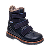 Ортопедичні зимові черевики для хлопчика 06-758 р-н. 31-36, фото 2