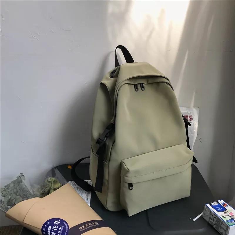 Рюкзаки для подростков водоотталкивающие цвета хаки HOCODO.