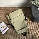 Рюкзаки для подростков водоотталкивающие цвета хаки HOCODO., фото 2