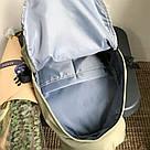 Рюкзаки для подростков водоотталкивающие цвета хаки HOCODO., фото 7
