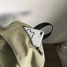 Рюкзаки для подростков водоотталкивающие цвета хаки HOCODO., фото 4