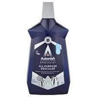 Средство для очистки кофеварок и эспрессо-машин от накипи Astonish All Purpose Descaler 1000 мл