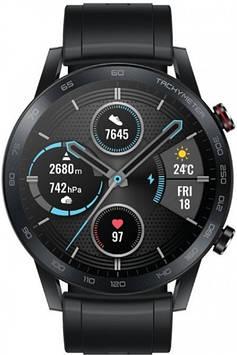 Смарт часы Honor MagicWatch 2 46mm (MNS-B19) Charcoal Black (5502494)