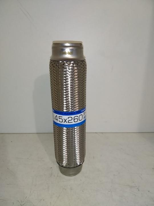 Гофра глушника Euroex 45x260 3-х шарова
