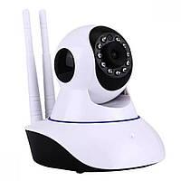 Камера видеонаблюдения Q5 V-106 (WN) 1mp Беспроводные поворотные камеры