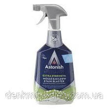 Мощное и эффективное средство Астониш против грибка и плесени Astonish Mould & Mildew Blaster 750 мл.