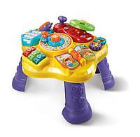 """Розвиваючий, музичний столик """"Чарівний старт"""" Vtech, фото 1"""