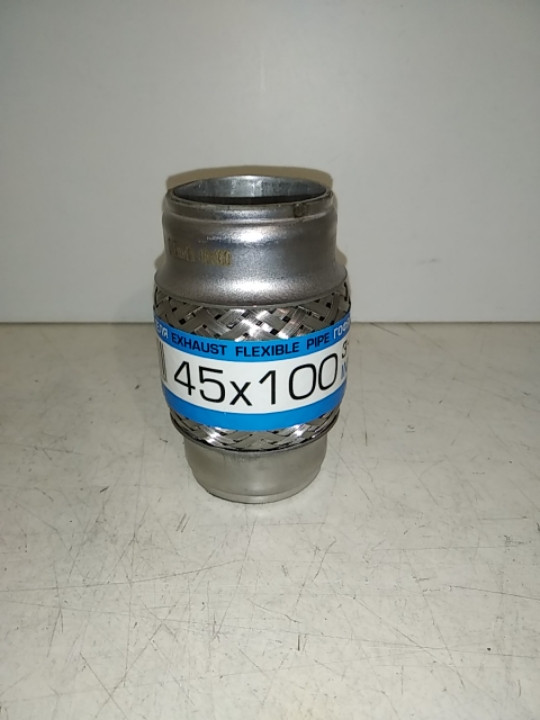 Гофра глушника Euroex 45x100 3-х шарова