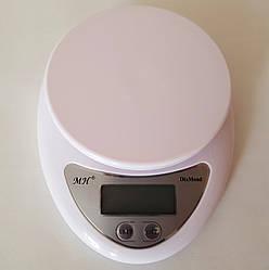 Електронні кухонні ваги B-05 до 5 кг