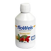 FloWeis, банка 300г, средство для чисти зубов, Nanoplant Hochst Барбарис