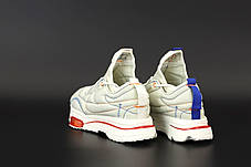 Мужские кроссовки MACCIU x Nlke Air Zoom Type White, фото 2