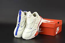 Мужские кроссовки MACCIU x Nlke Air Zoom Type White, фото 3