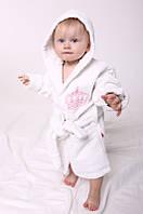 Детский махровый халат Queen (девочка)